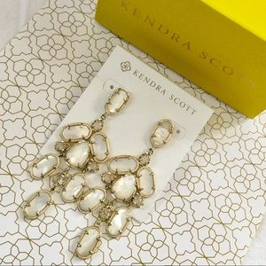Retired Kendra Scott MoP Kyra Earrings
